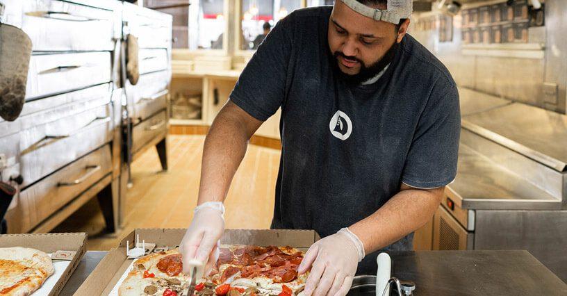 Dewey's Pizza Jobs & Culture