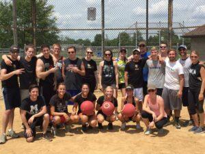 DewMore Kickball Tournament