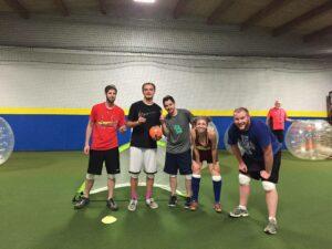 DewMore Bubble Soccer Tournament