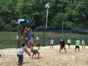 DewMore Sand Volleyball Tournament